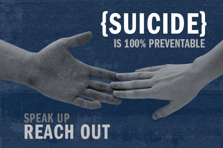 ¿Qué podemos hacer con aquéllos que han sufrido el suicidio de alguien cercano?