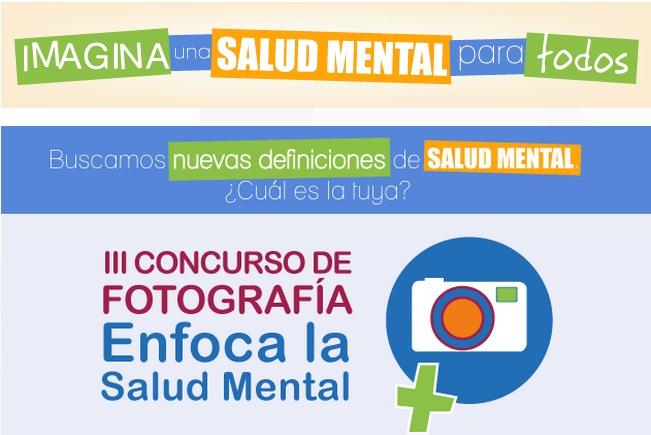 700 € para las mejores fotografías del concurso «Enfoca la Salud Mental» de Agifes