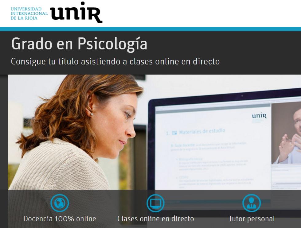 Dónde estudiar psicología online: principales Universidades