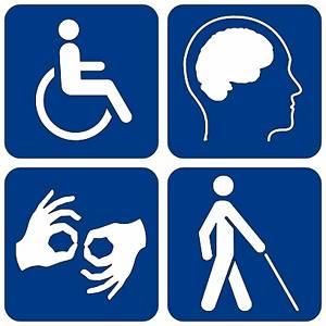Diferentes tipos de discapacidad
