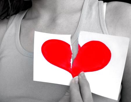 Cómo ser positivo después de una ruptura de pareja