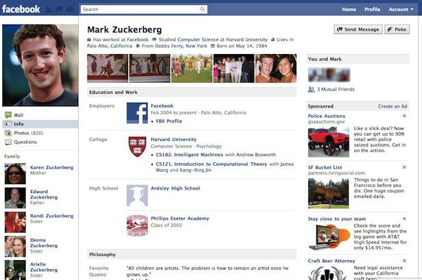 El experimento psicológico de FaceBook