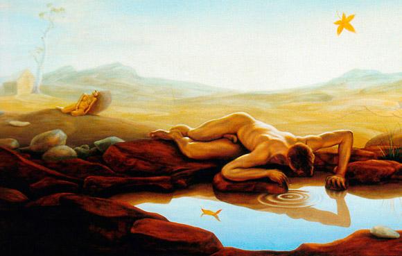 Ser, estar o parecer: el mito de Narciso y el Pequeño Nicolás