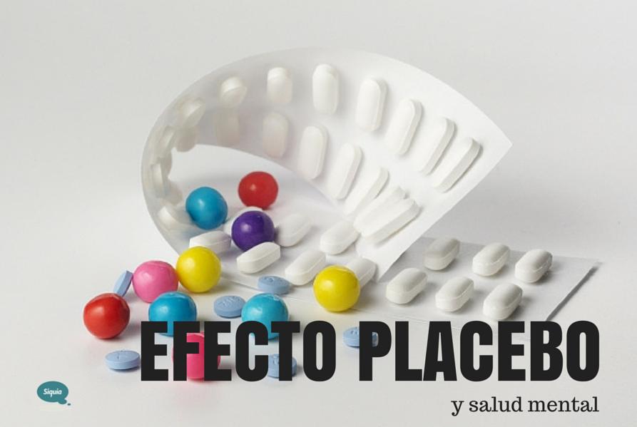 Placebo y yo