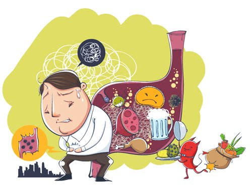 Síndrome del intestino irritable y su relación con la ansiedad