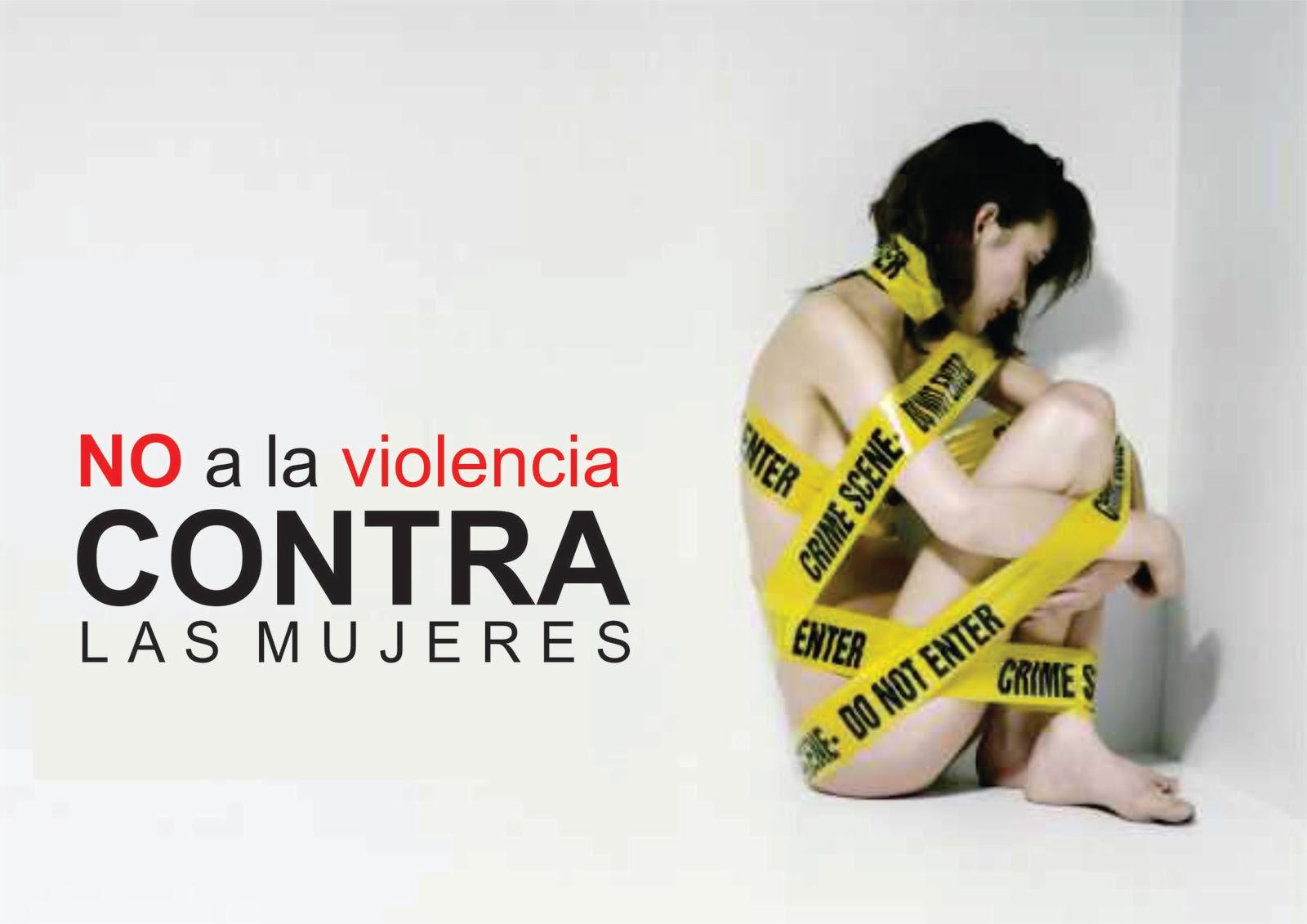 La violencia oculta contra la mujer
