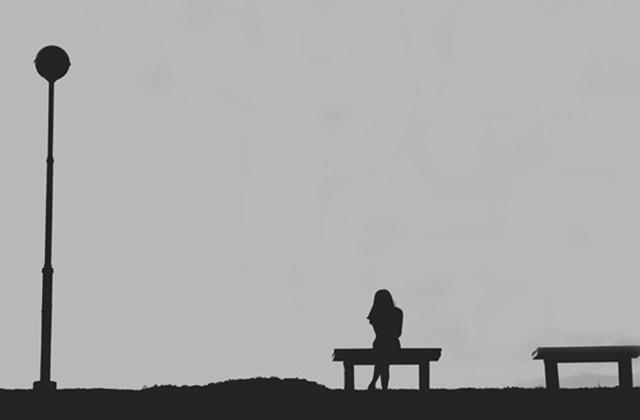 soledad ruptura pareja