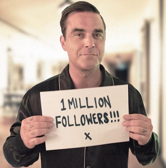 """Robbie Williams: """"Tengo una enfermedad que quiere matarme y está en mi cabeza"""""""
