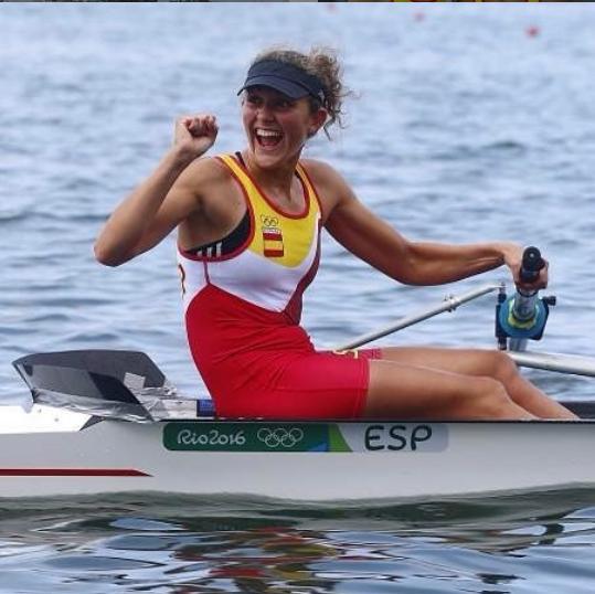 La depresión obliga a retirarse a la Olímpica Anna Boada