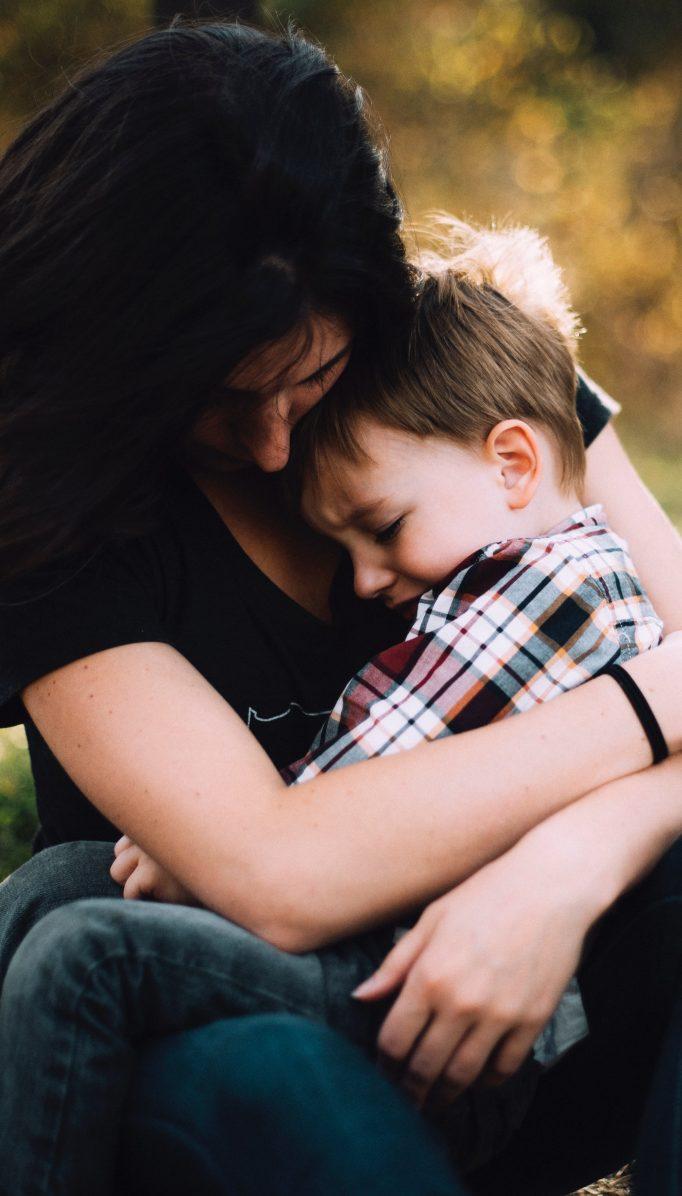 Tengo claro lo que necesitan mis hijos pero mi pareja no lo ve igual: qué hacer