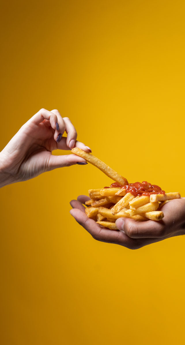 Cómo la mala alimentación ha agudizado los problemas emocionales