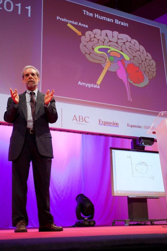Daniel Goleman, el padre de la inteligencia emocional