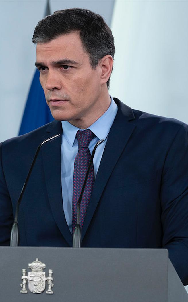 Pedro Sánchez asegura que el Gobierno destinará 2,5 millones de euros a la salud mental