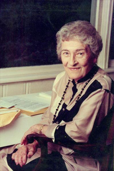 Mary Ainsworth, la psicóloga que reivindicó la figura de la mujer a través de la investigación