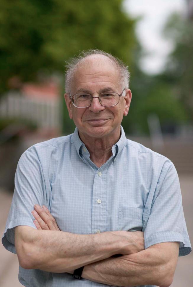 Daniel Kahneman, el hombre que unió la psicología con la economía