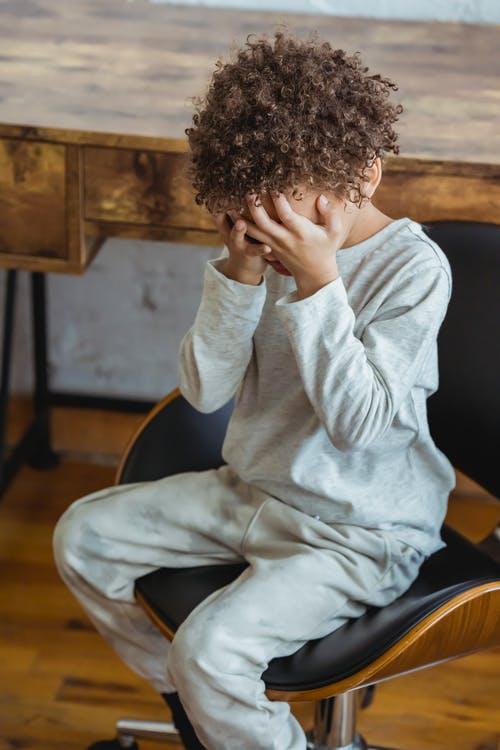 Ansiedad infantil: ¿Cómo calmarla?