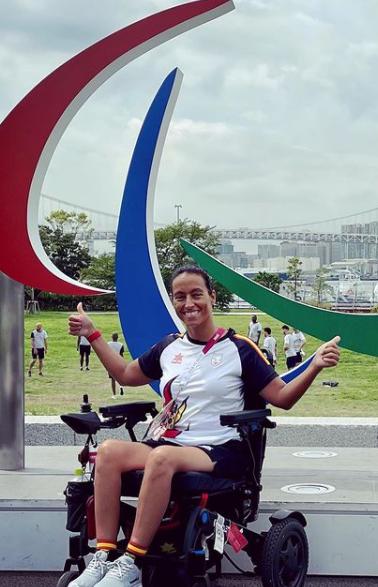 La nadadora paralímpica, Teresa Perales, ingresada por sufrir un cuadro de ansiedad y estrés