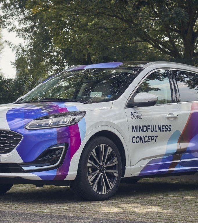 ¿Atención Plena mientras conduces? Ford presenta el Concept Car Mindfulness